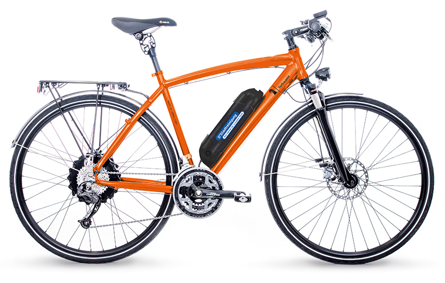 Refenzen E-Bike Stadtreinigung